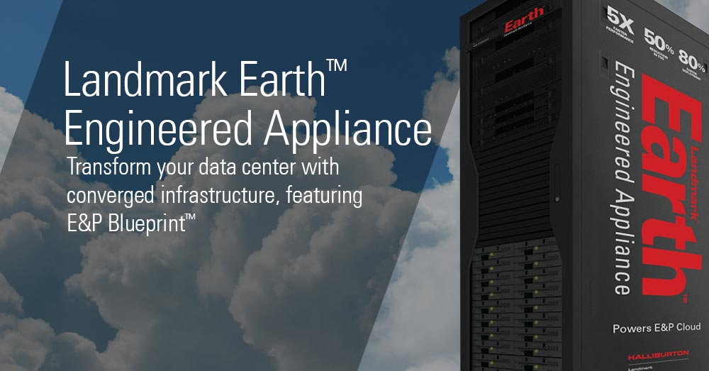 Landmark Software - E&P Software - Landmark Earth