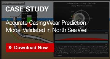 CasingWear well integrity software Case Study